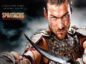 Spartacus, Sangre y Arena