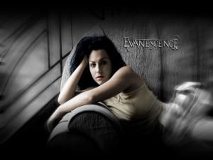 Postal: Vocalista de Evanescence