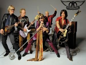 Postal: Aerosmith