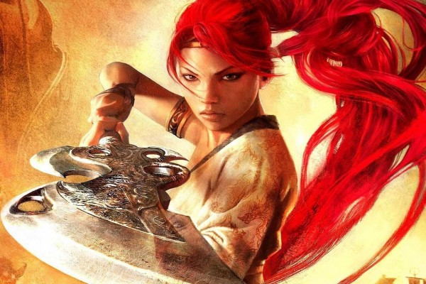 "Nariko ""Heavenly Sword"""