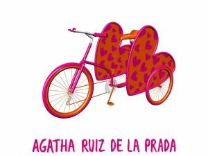 Bicicleta Ágatha Ruíz de la Prada