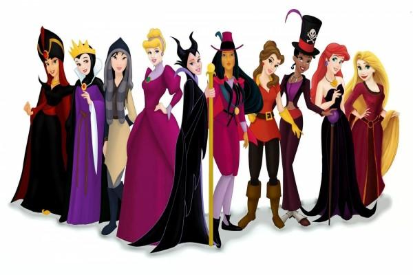 Bellezas Disney