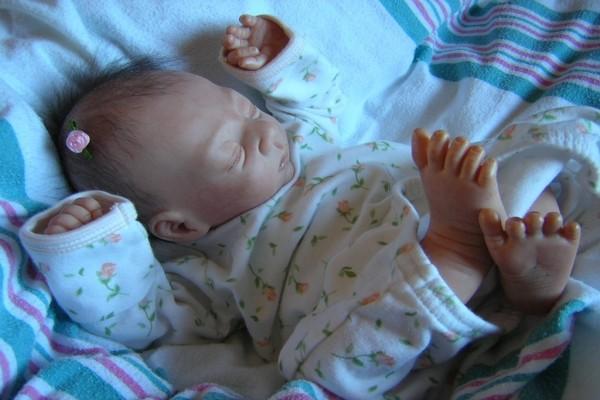 Recién nacida