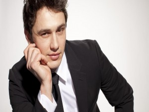 El actor James Franco