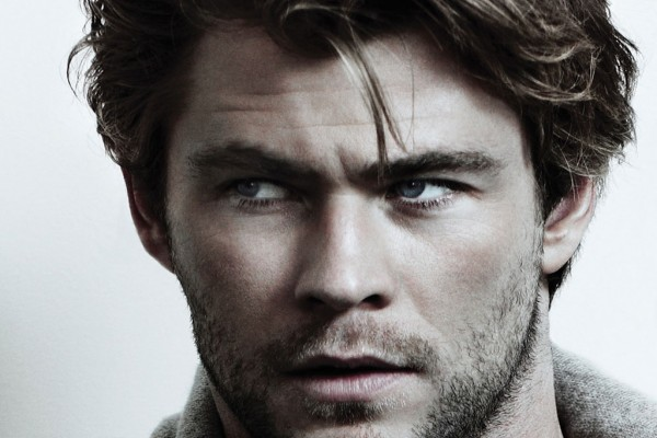 Chris Hemsworth, atractivo