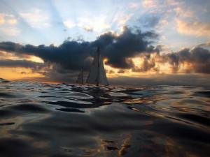 Navegando por aguas tranquilas