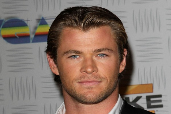 El australiano Chris Hemsworth