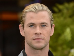 Chris Hemsworth muy guapo