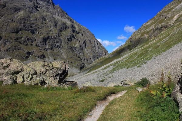 "Camino hacia ""Les Sources de la Romanche"""