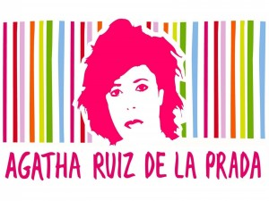 Postal: Ágatha Ruiz de la Prada