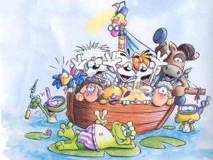 Diddl y todos sus amigos