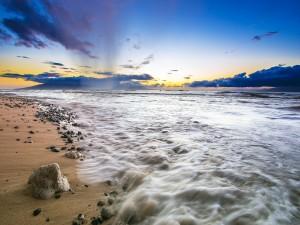 Postal: Costa de Maui, Hawaii