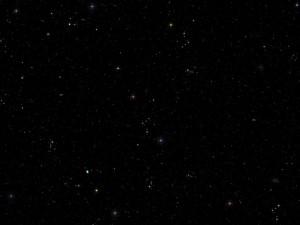 Postal: Millones de estrellas