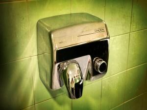 Postal: Secador de manos