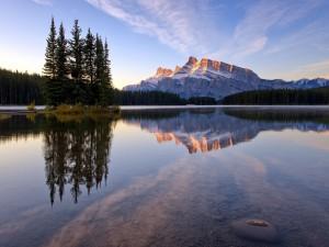 Postal: Parque Nacional Banff