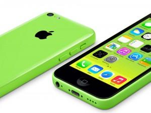 iPhones verdes
