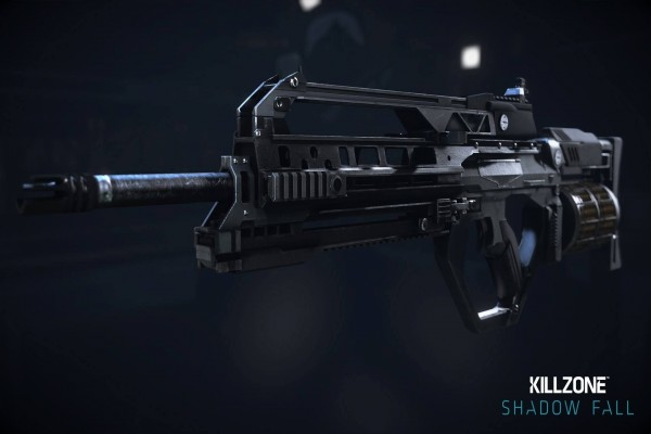 "Arma ""Killzone Shadow Fall"""