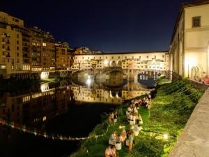 Ponte Vecchio (Florencia, Italia)