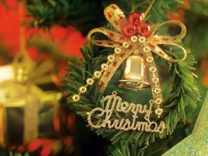 Postal: Merry Christmas