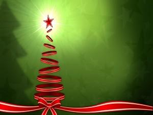 Arbolito de Navidad en 3D
