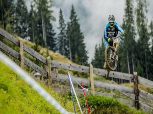 Postal: Salto de BMX