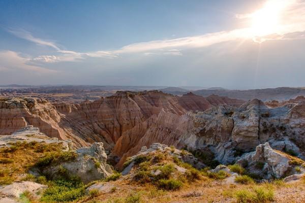 Parque Nacional Badlands