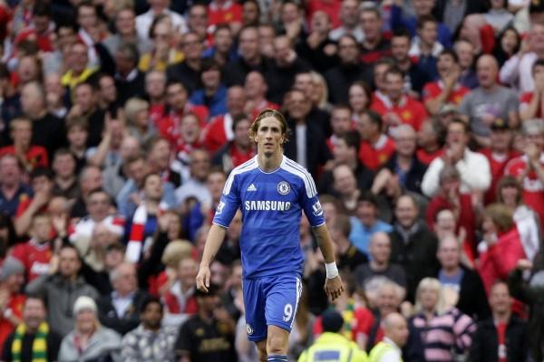 Fernando Torres, delantero del Chelsea F.C.