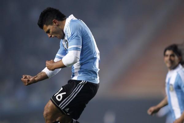 """Sergio Agüero, más conocido como """"El Kun Agüero"""""""
