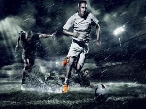 Anuncio Nike de fútbol