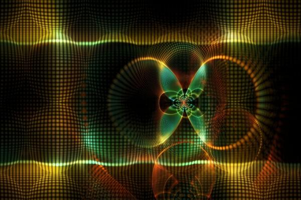 Variadas formas abstractas
