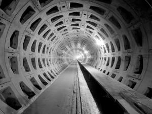 Postal: Túnel