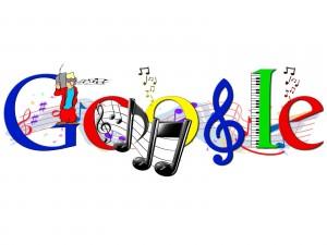 Un doodle musical