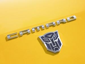 Logo del Chevrolet Camaro