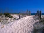 Hacia la playa