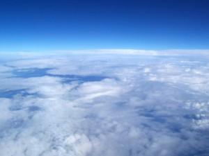 Postal: Mar de nubes