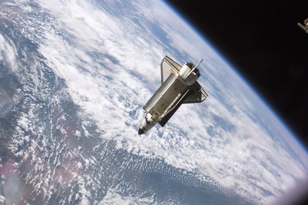 La lanzadera espacial Atlantis