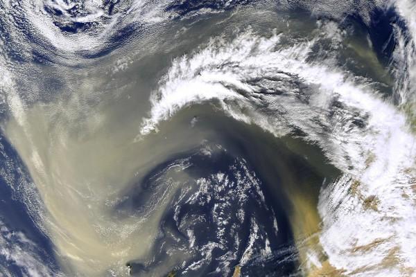 El clima desde el espacio