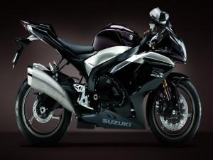 Moto Suzuki GSX
