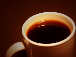 Postal: Taza de café