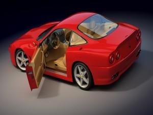 Postal: Ferrari Maranello