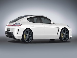Gemballa Mistrale (Porsche Panamera)