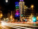 La noche en Praga