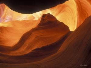 Postal: Cañón del Antílope, Arizona