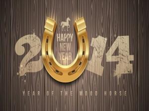 Postal: Feliz 2014
