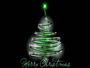 "Árbol de Navidad ""Merry Christmas"""