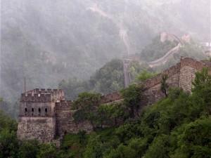 Postal: La Gran Muralla de China