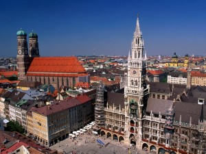 Skyline de Munich