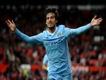 David Silva en el Manchester City Football Club