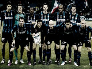 Postal: Inter de Milán