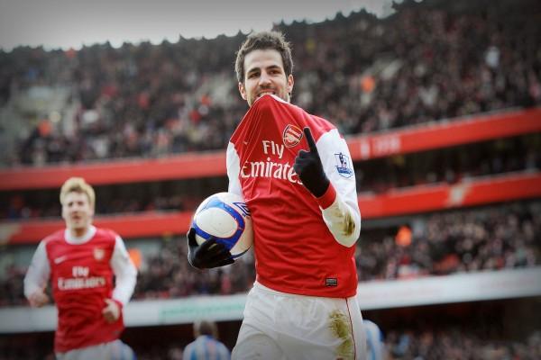 Cesc Fàbregas (Arsenal F.C.)